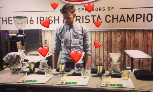 barista love