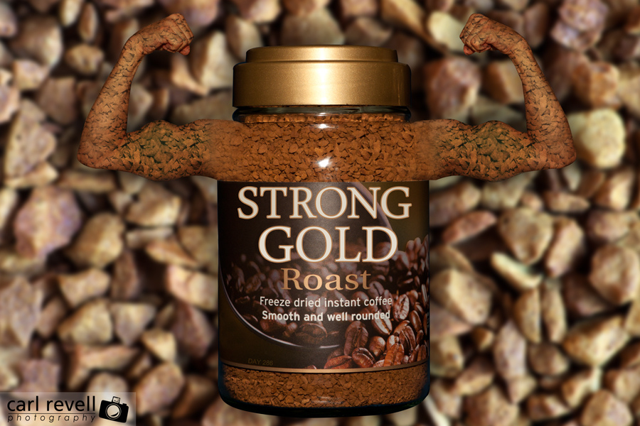 Stong gold blend