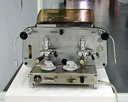 1961 Faema E61